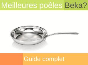 Meilleures poêles Beka? — Guide Complet - cuisson - cuisinier minimaliste