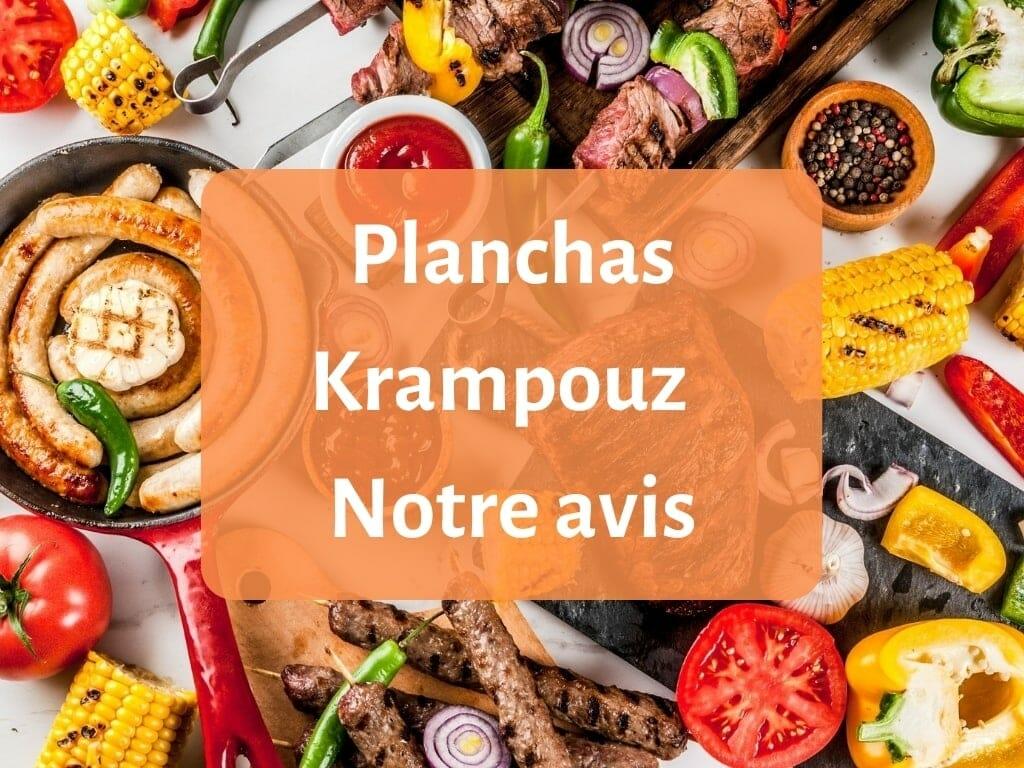 Planchas Krampouz notre avis