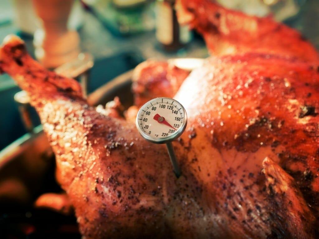 Thermomètre de cuisson à cadran
